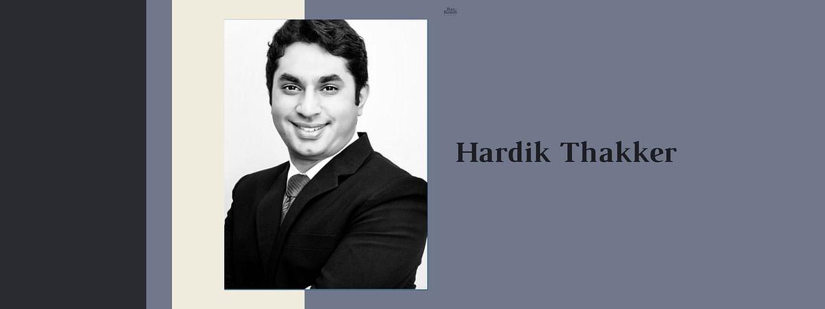 VERTICES PARTNERS promotes Hardik Thakker to Associate Partner