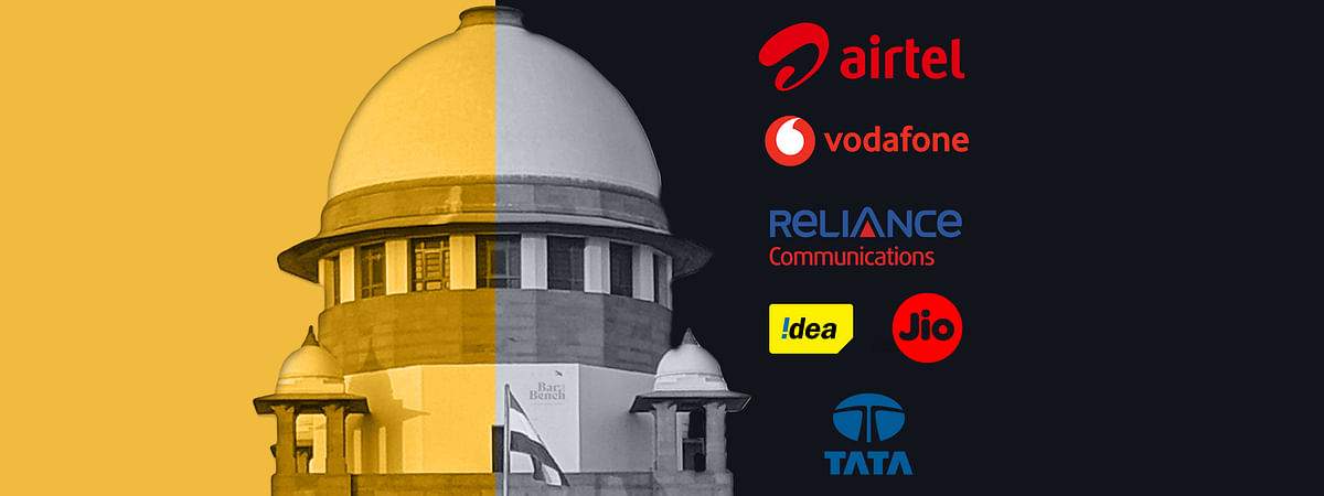 [Breaking] AGR Dues: Supreme Court to deliver tomorrow its verdict on period to be allowed for staggered payment of AGR dues by telcos