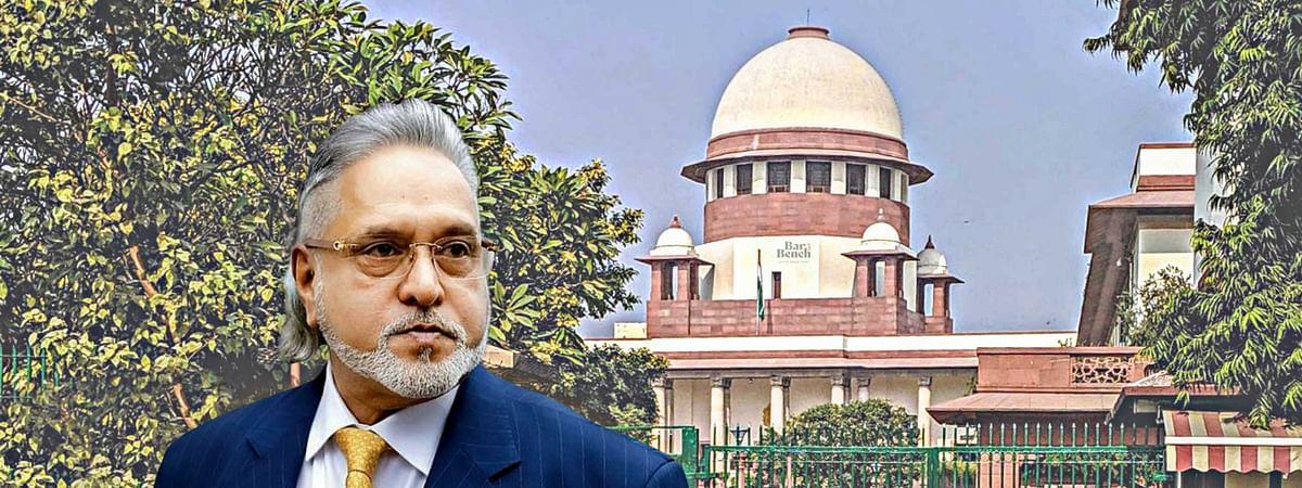 Vijay Mallya, Supreme Court