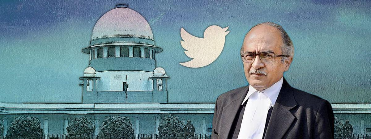 Prashant bhushan, Twitter, Supreme Court