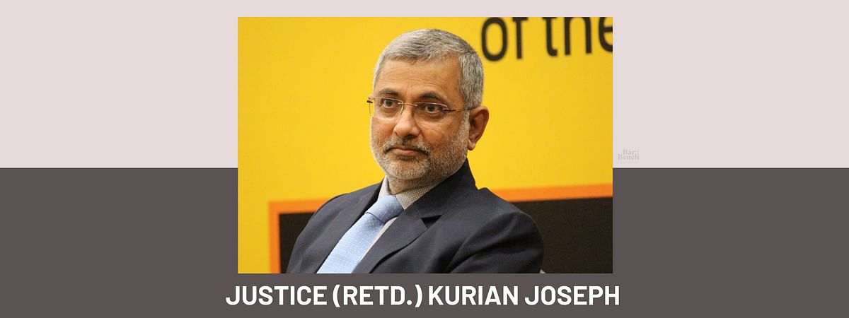 Prashant Bhushan Contempt cases involve larger questions of law; Constitution Bench must hear matter in physical court: Kurian Joseph J.