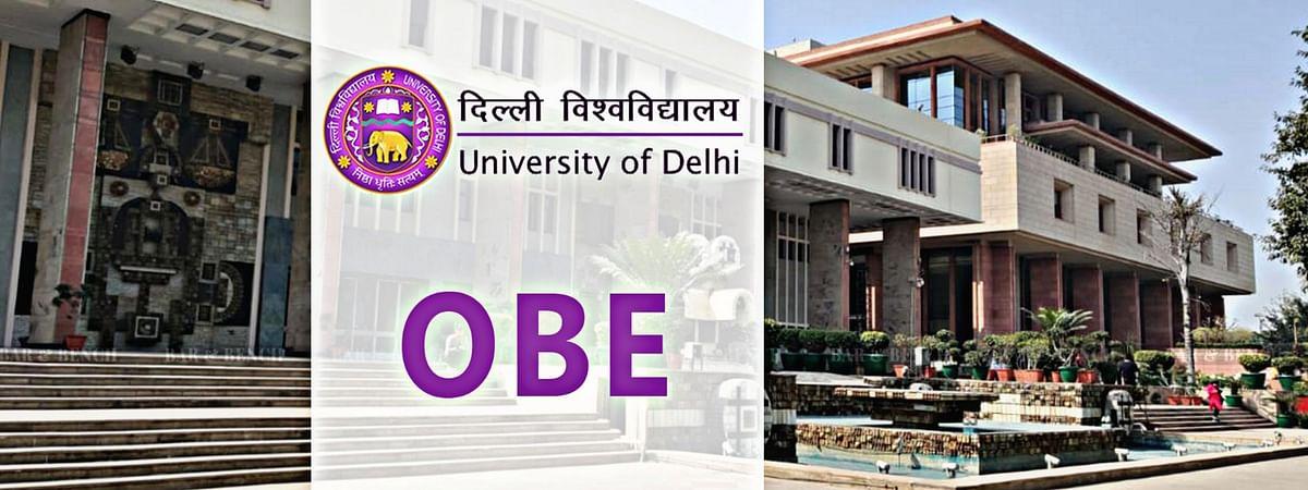 Delhi University - OBE