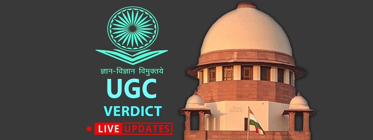JUDGMENT DAY: Whether Exams will be conducted as per UGC Guidelines: LIVE from Supreme Court
