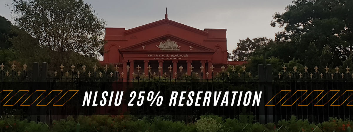 NLSIU Amendment Act is contrary to parent Act, does not satisfy twin tests of Art 14: Karnataka HC quashes 25% domicile reservation