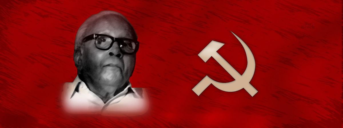 """You Know No Marx"": The story of the contempt case against India's first Marxist Chief Minister"