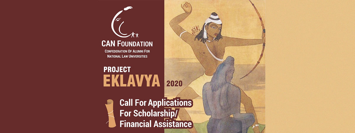 Scholarships: CAN Foundation launches 2nd Edition of Project Ekalavya to aid financially distressed NLU students