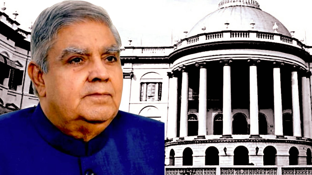 """Governor can become a """"convenient punching bag"""" in the crossfire between political parties: Jagdeep Dhankhar, Governor of West Bengal"""
