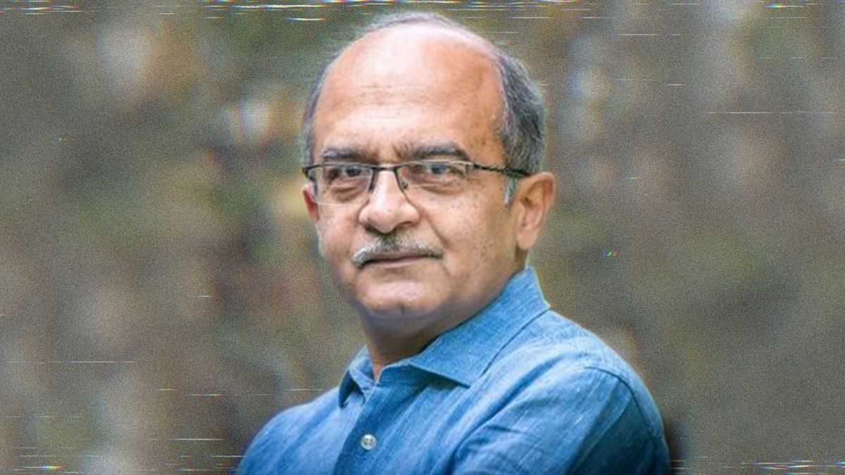 "[BREAKING] Attorney General's consent sought to initiate contempt against Prashant Bhushan for interview to The Hindu on ""Judiciary's collapse"""