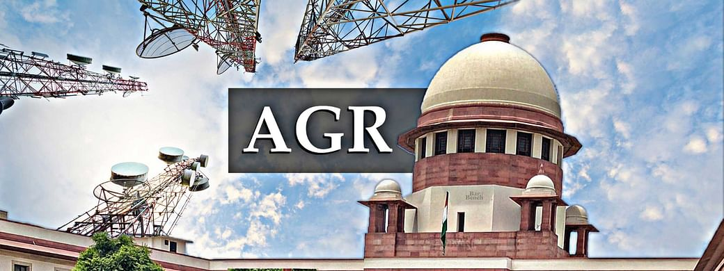 AGR dues: Can spectrum be sold by telcos undergoing IBC proceedings?  Supreme Court asks SG Tushar