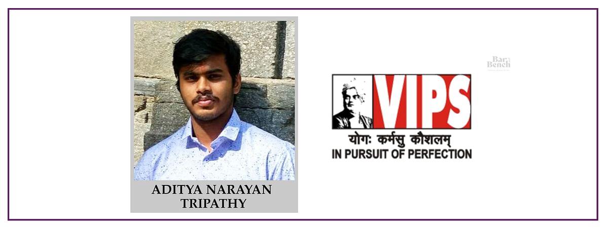 Meet our Campus Ambassadors: Aditya Tripathy, VIPS
