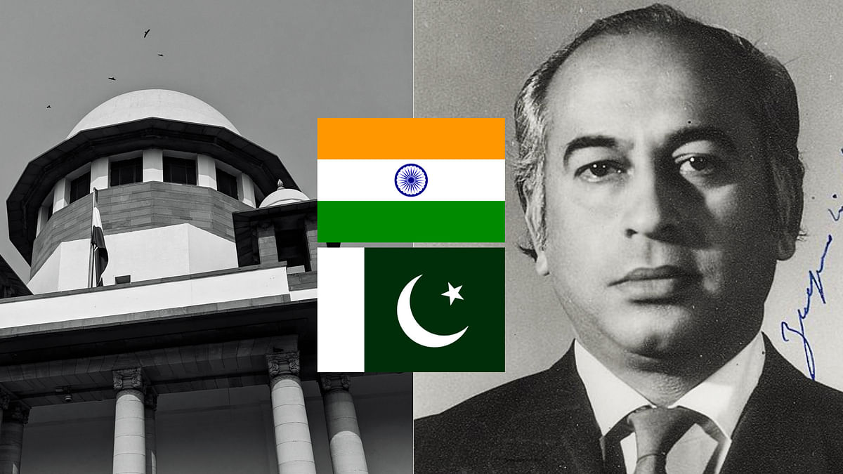 When a Prime Minister of Pakistan was litigating to be declared an Indian: The curious legal case of Zulfiqar Ali Bhutto