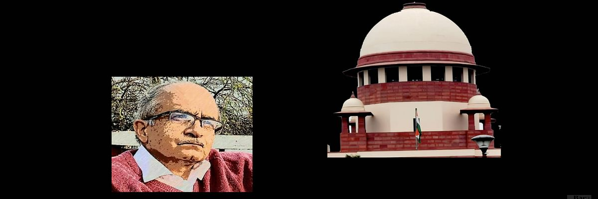 The Judiciary's tryst with Prashant Bhushan: A decade of controversy