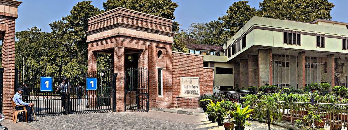Delhi HC and Delhi University