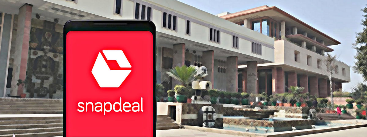 Delhi HC directs blocking of 50 rogue websites infringing Snapdeal trademark; issues dynamic injunction