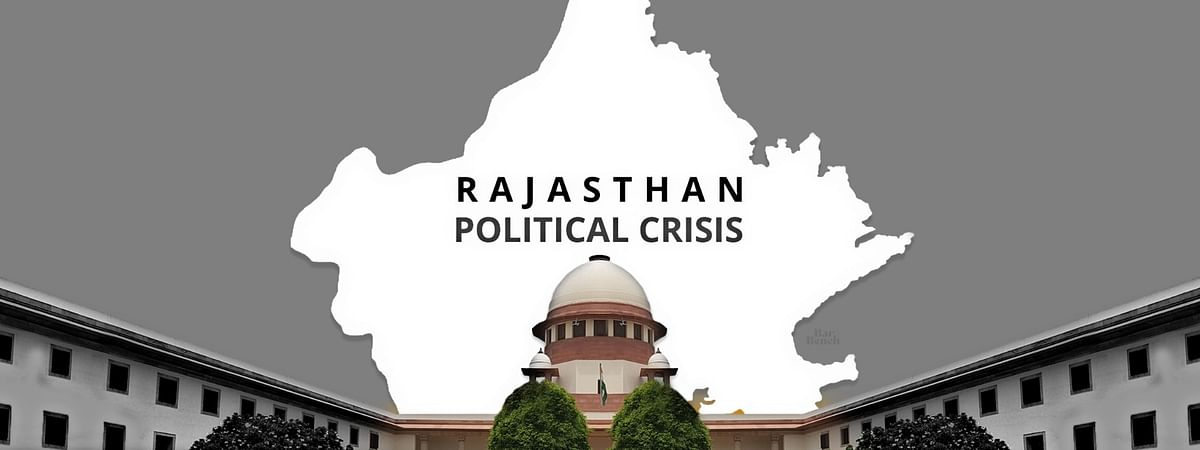"Rajasthan Political Crisis: ""Not appropriate to hear the case at this stage"", SC refuses to pass interim order against BSP-Cong merger"