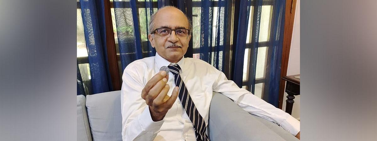Advocate Prashant Bhushan