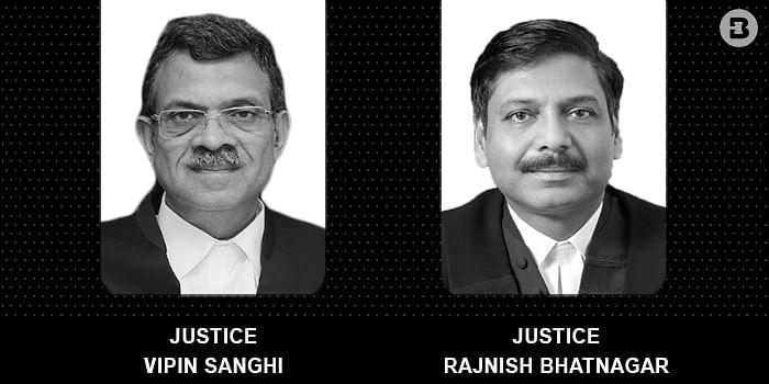 Justices Vipin Sanghi and Rajnish Bhatnagar