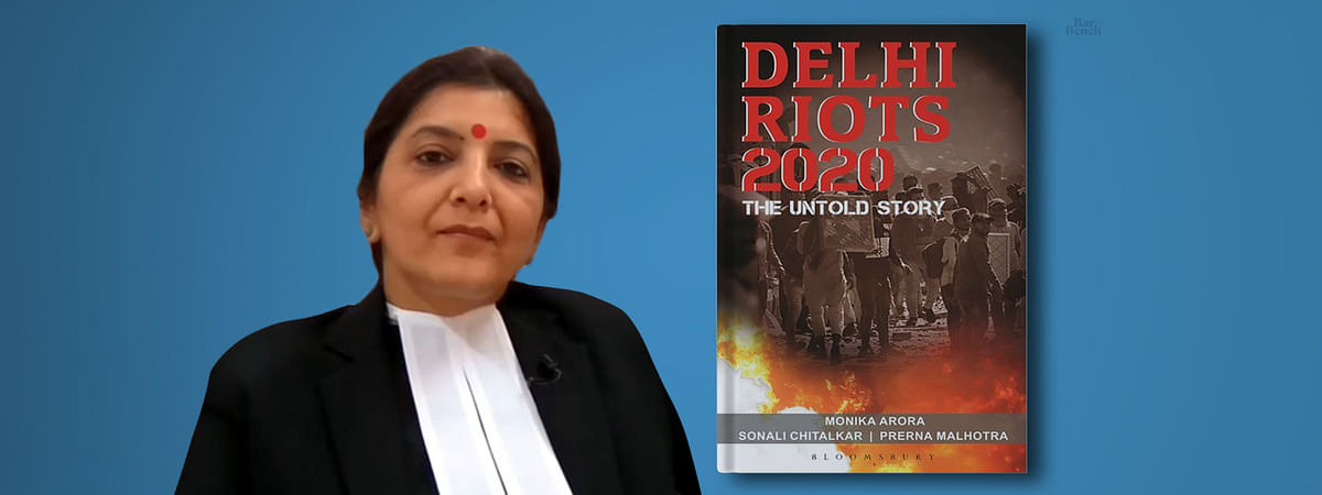 Monika Arora files complaint against Bloomsbury India, Twitter users over withdrawal of her book on Delhi Riots