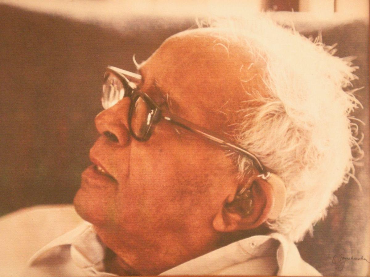 Chief Minister EMS Namboodiripad