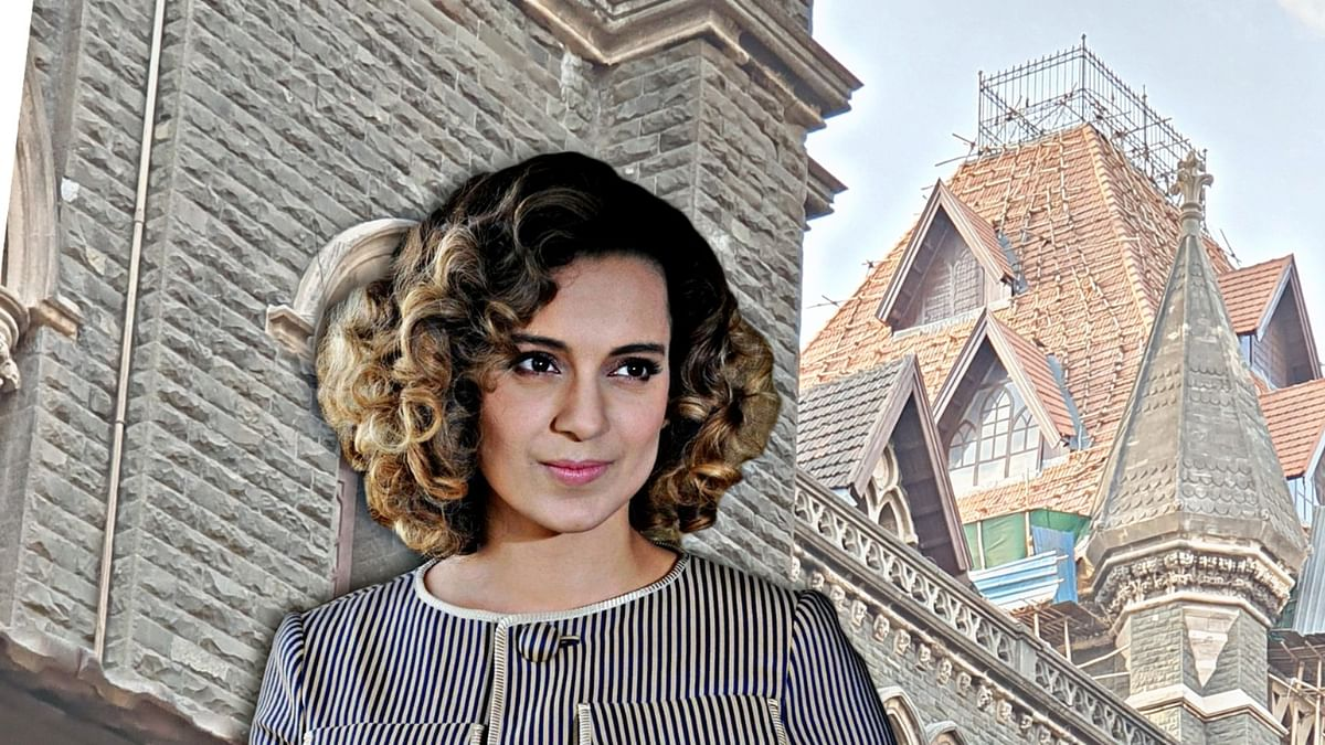 BMC's actions were a counterblast of the displeasure of persons in power: Kangana Ranaut's amended plea in Bombay HC seeks Rs 2 Cr damages