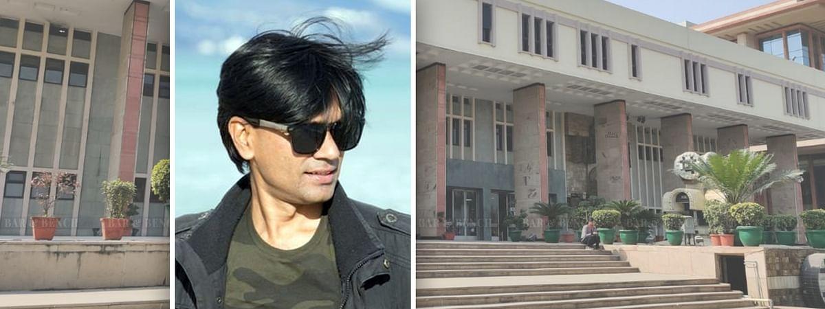 Mohammed Zubair, Delhi HC
