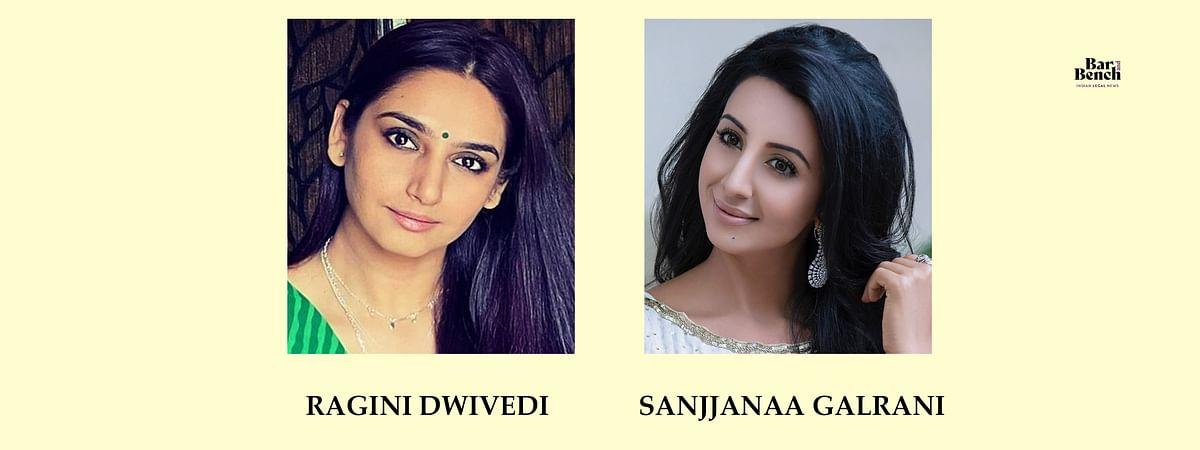 Sandalwood Drug Scandal: Special Court  to pass order in Ragini Dwivedi, Sanjjanaa Galrani bail pleas on Monday; ED gets 5-day custody
