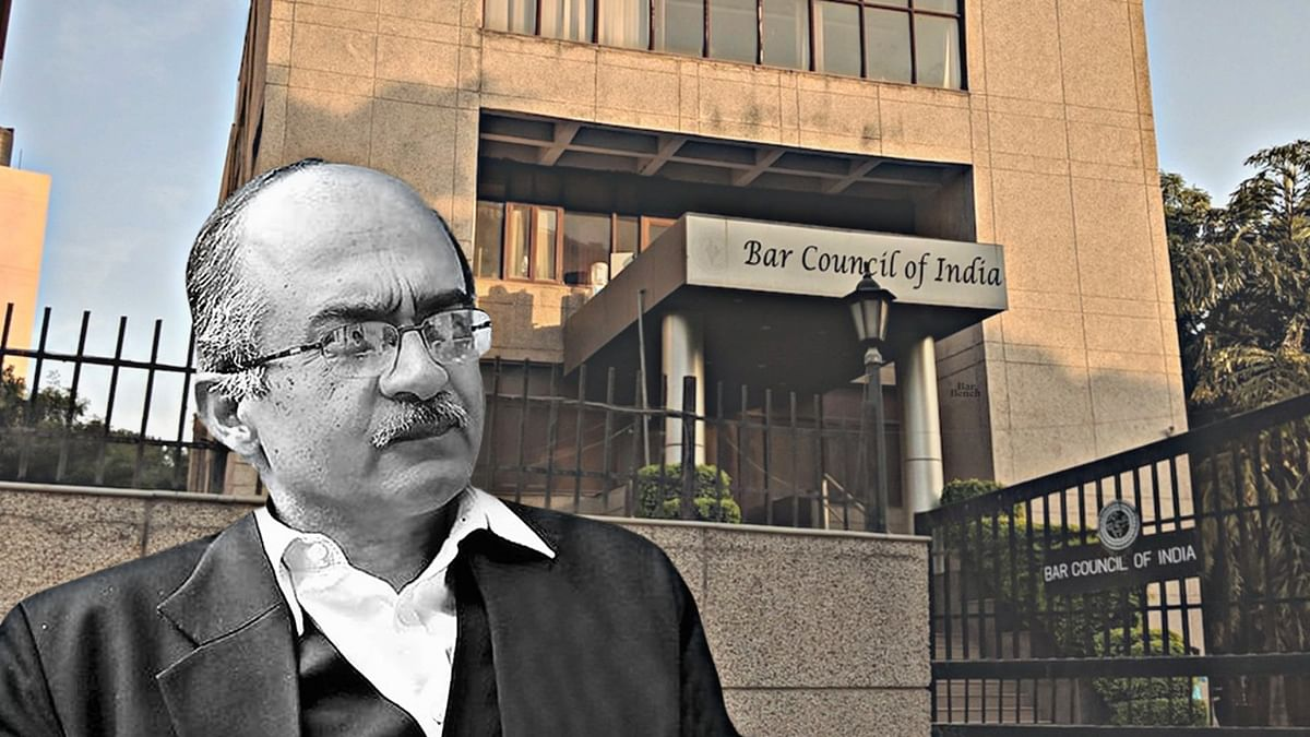 BCI resolves to direct BCD to examine if Prashant Bhushan's tweets and contempt of Court Judgment may attract disciplinary proceedings