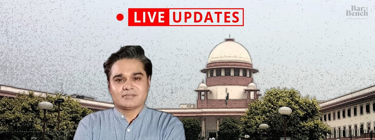 SC hears Amish Devgan's Plea challenging FIRs for alleged defamation of Sufi Saint: LIVE UPDATES