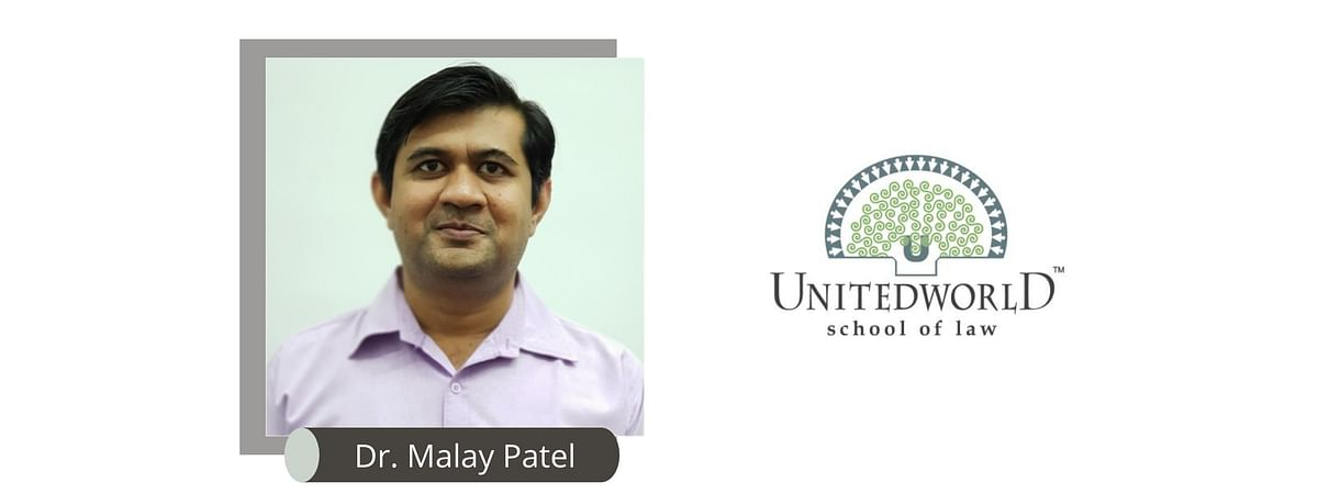In Conversation with Dr. Malay Patel, United World School of Law