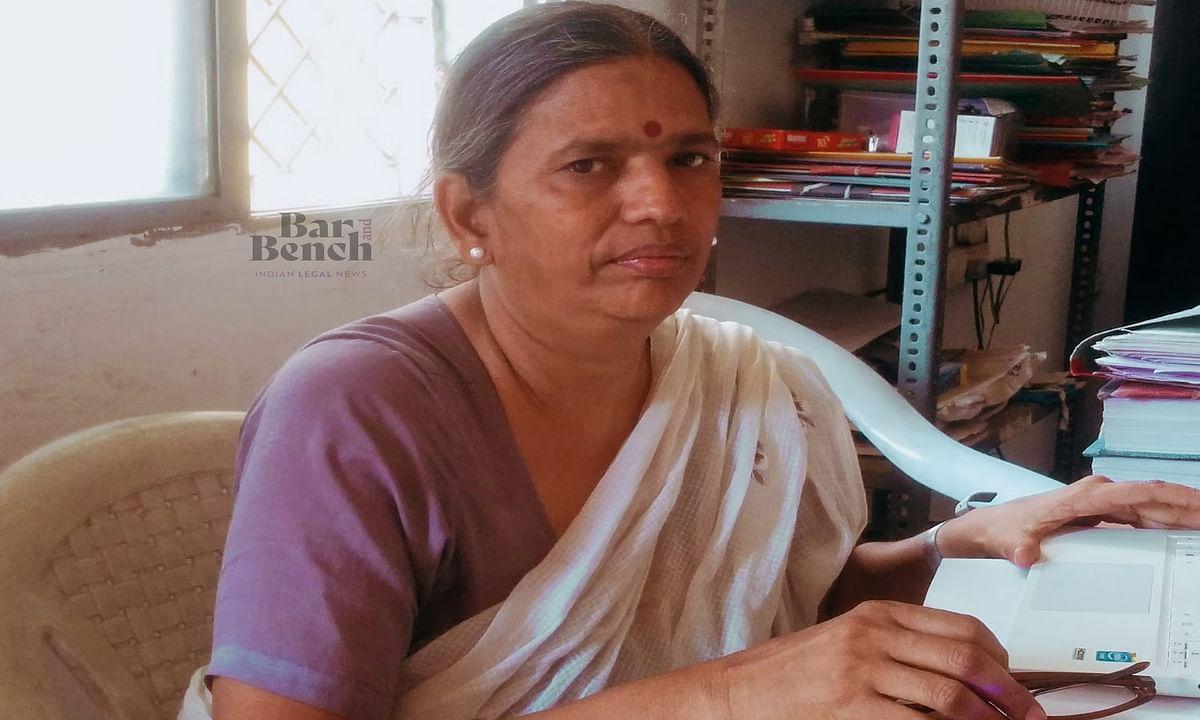 Sudha Bharadwaj