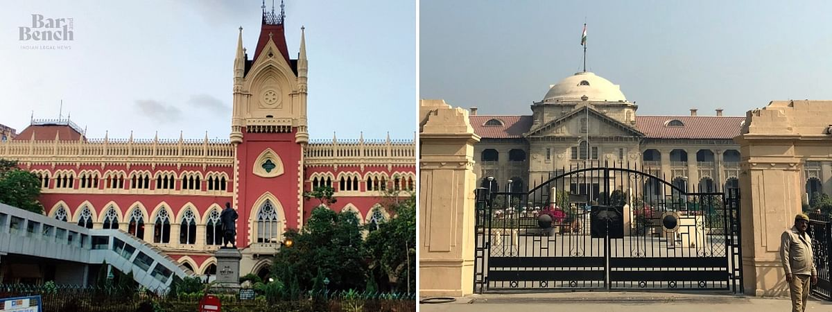 Appointment of five Additional Judges as permanent to Calcutta HC notified, one Additional Judge made permanent for Allahabad HC