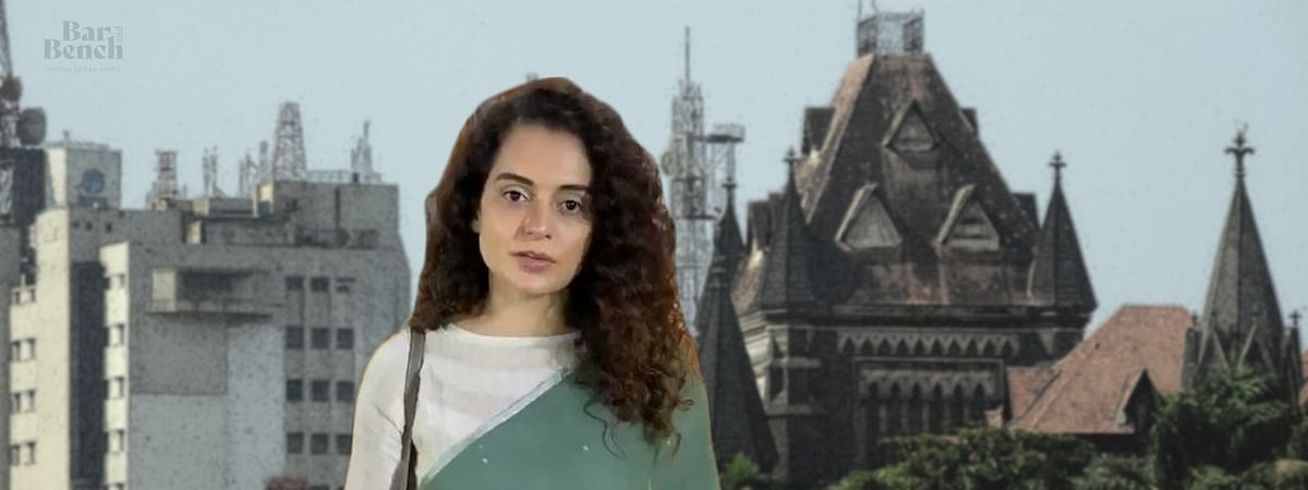 Try to justify an incorrect stand and you get entangled in it: Sr Adv Saraf argues BMC demolition of Kangana Ranaut's property was malafide