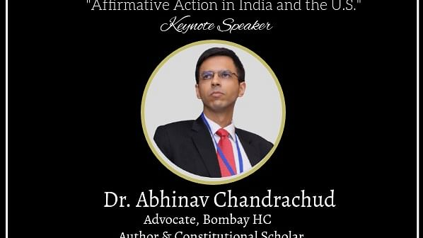 "Webinar Alert: Dr. Abhinav Chandrachud on ""Affirmative Action in India and the U.S."" (Oct 3)"