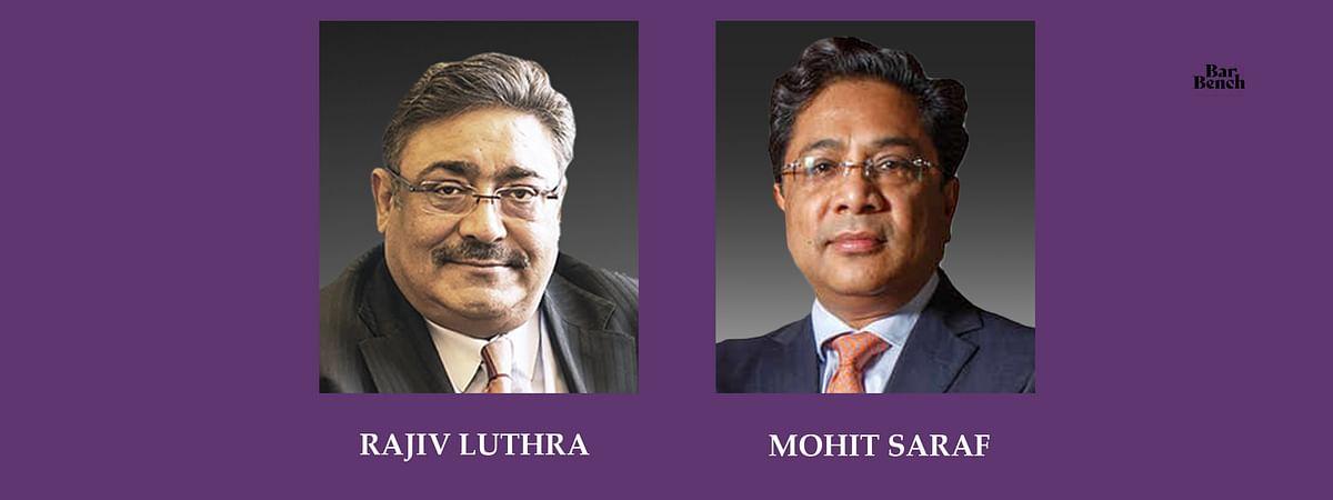 Mohit Saraf, Rajiv Luthra