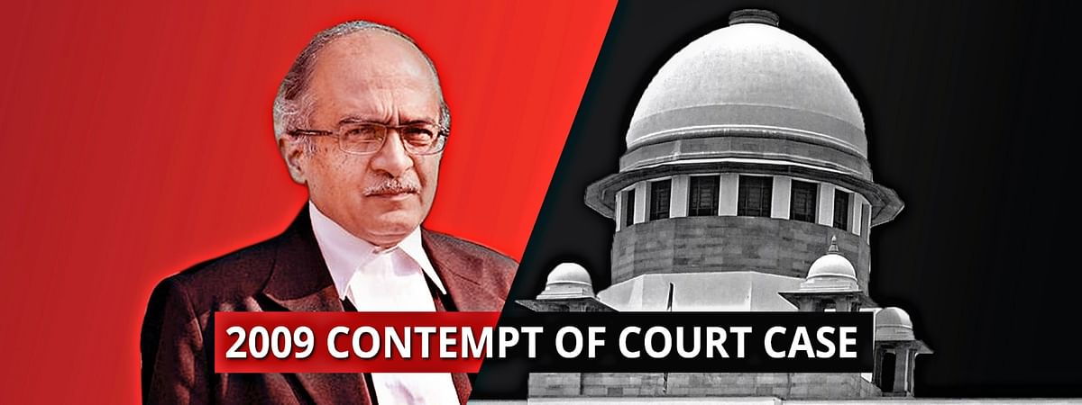 Supreme Court impleads Attorney General KK Venugopal in 2009 contempt case against Prashant Bhushan