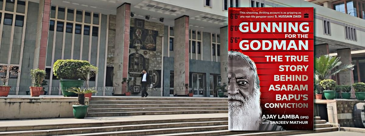 Delhi HC reserves order in HarperCollins appeal against stay on publication of book on Asaram Bapu conviction