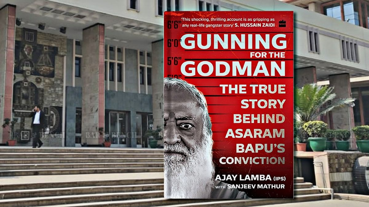 [Breaking] Delhi HC sets aside stay on publication of book on Asaram Bapu conviction