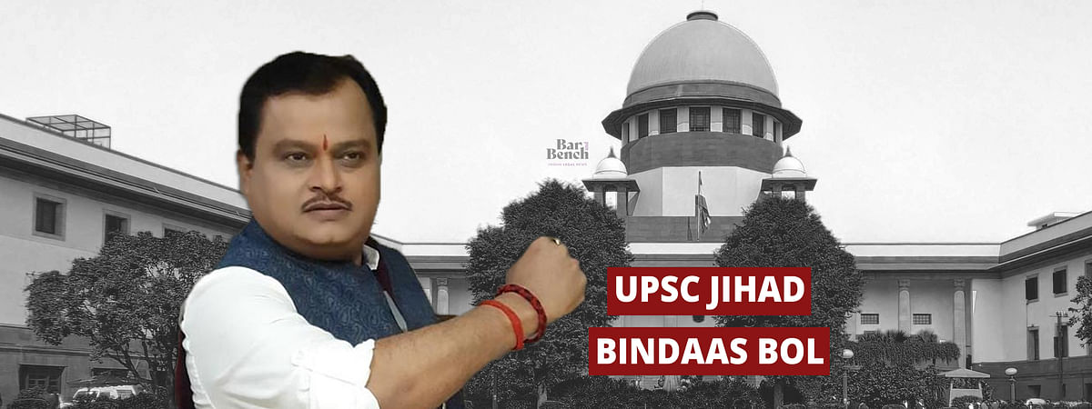 """Pained"" by NDTV show on ""Hindu terror"" &""Saffron terror"": Sudarshan News tells SC that all laws will be followed in airing UPSC Jihad"