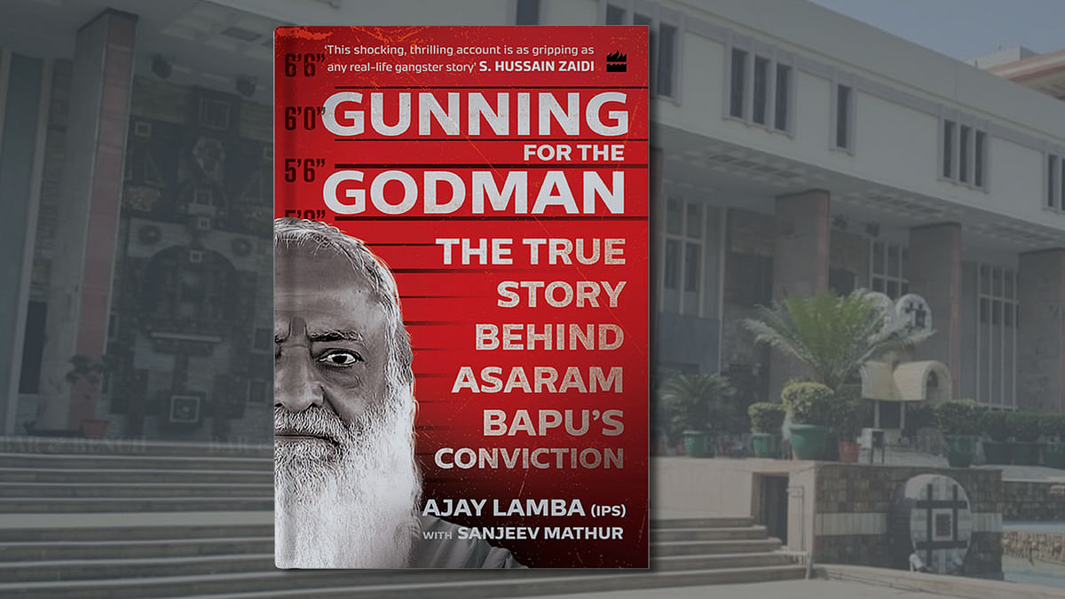 Delhi HC hears HarperCollins appeal against stay on publication of book on Asaram Bapu conviction