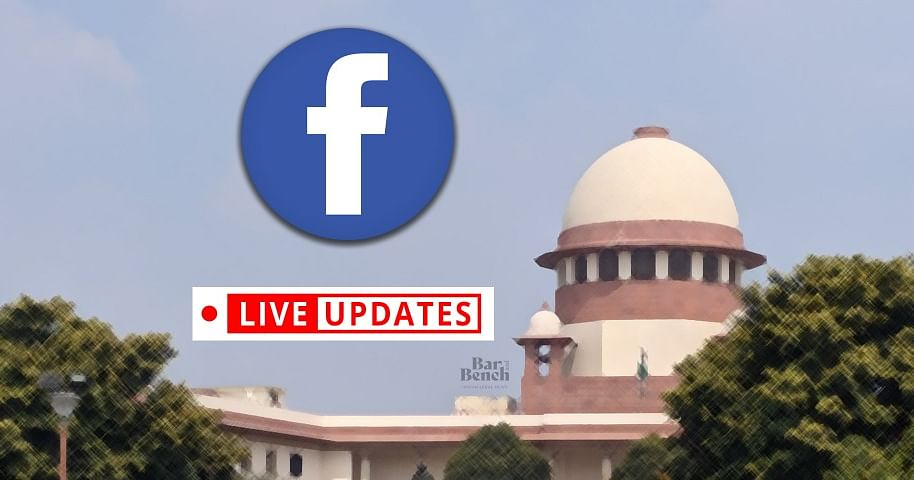 Role of FB in Delhi Riots: Supreme Court hears <b>Facebook</b> India head's challenge to Delhi ... thumbnail