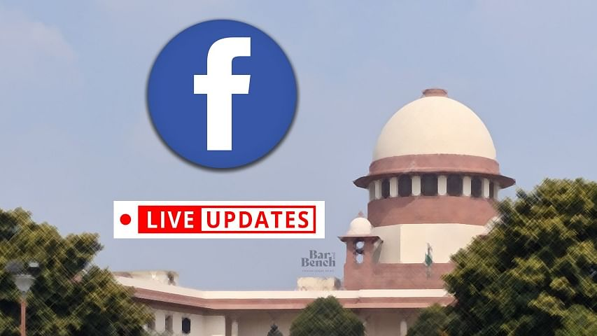 Role of FB in Delhi Riots: Supreme Court hears Facebook India head's challenge to Delhi Assembly summons [LIVE UPDATES]