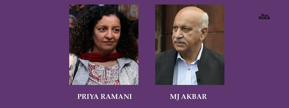 MJ Akbar v. Priya Ramani: Delhi Court hears final arguments [LIVE UPDATES]