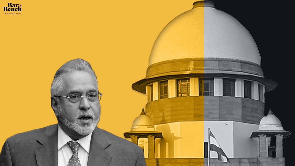 Vijay Mallya's counsel seeks to be relieved from case before Supreme Court, Bench refuses to discharge lawyer