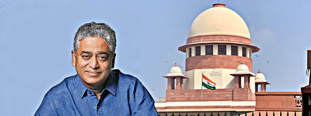 [Breaking] Plea in Supreme Court seeks contempt proceedings against journalist Rajdeep Sardesai for criticising judiciary