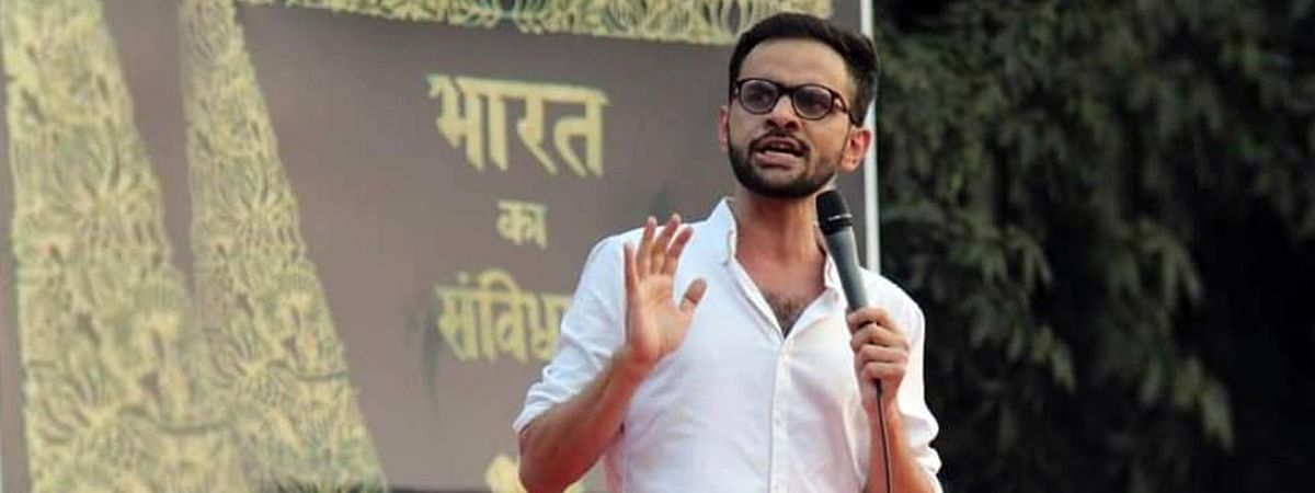 [Breaking] Delhi Court sends Umar Khalid to 10-day police custody in connection with Delhi riots case