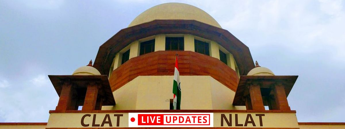 Supreme Court hears challenge to NLSIU's NLAT: Live Updates