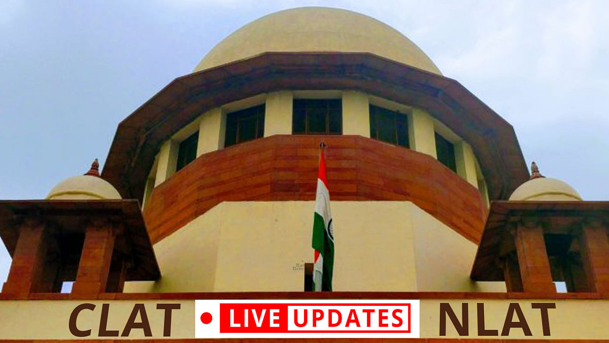 Supreme Court hears challenge to conduct of NLAT by NLSIU [LIVE UPDATES]