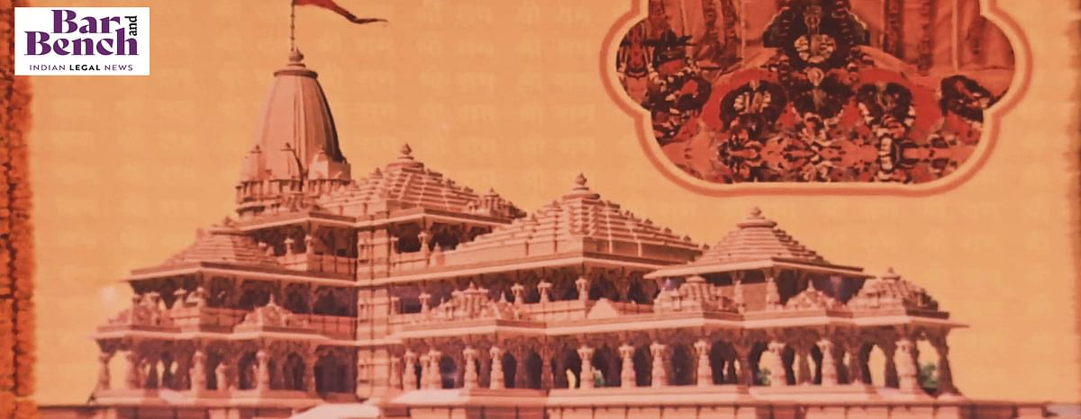 Sri Rama very close to the heart of Hindus: Madras High Court says awareness campaign for Ayodhya Temple may be carried out with checks