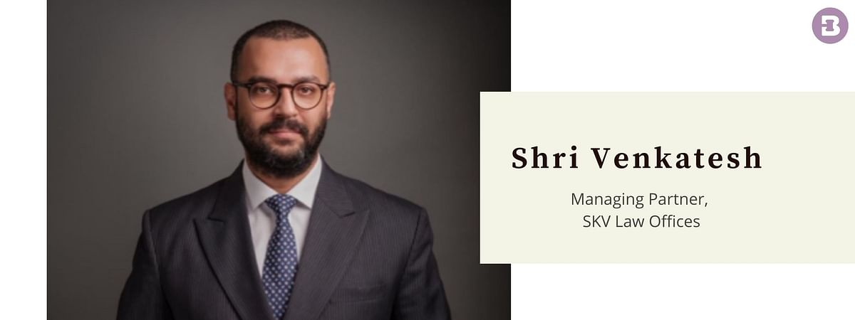 In Conversation with Shri Venkatesh, Managing Partner at SKV Law Offices