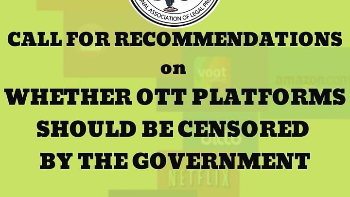 Should OTT Platforms be censored? Law students can share recommendations
